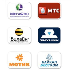 Операторы сотовой связи Фролово