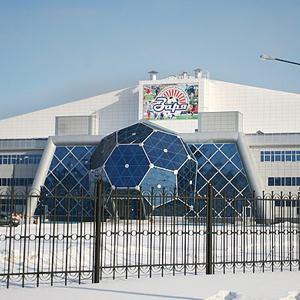 Спортивные комплексы Фролово