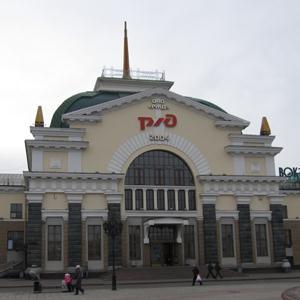 Железнодорожные вокзалы Фролово