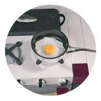 Гостиница Пристанская - иконка «кухня» в Фролово